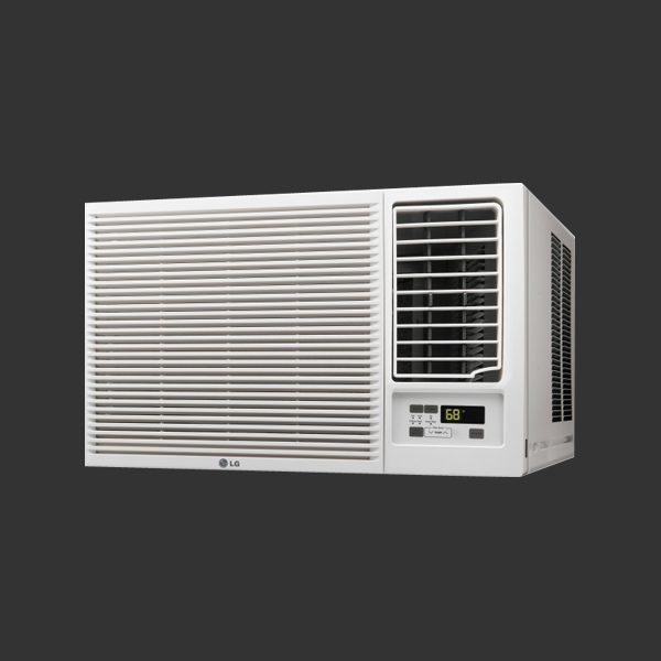 Packaged - 12000 BTU Window Air Conditioner, Cooling & Heating