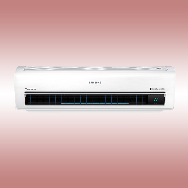 Samsung - Triangle Inverter Split AC with Faster Cooling, 1.5 TR